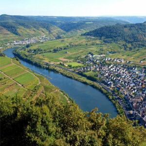 Deutschland`s Weinregionen Mosel & Rhein
