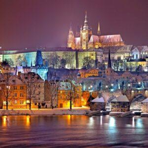 Vorweihnachtliches Prag