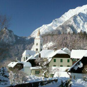 Pürgg - das Kripperl der Steiermark