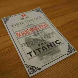 Musical Titanic | Landestheater Linz